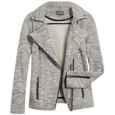 Would love to see this in my next fix. So cute!! Market & spruce Elissa French Terry Moto Jacket