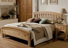 £849 Willis and Gambier Tuscan Hills Bed Frame