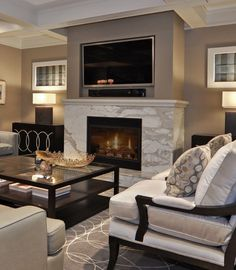 Finding The Perfect Monochromatic Living Room Designs For The Home ...