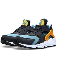 73443f750d51 Nike Men s Air Huarache Exclusive Flint Spin Fabric Trainer Shoes