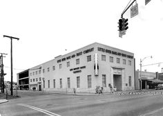 1958 – the Little River Bank and Trust on NE Avenue, Little River - Amazing Midcentury Photographs of Miami Page 2 of 2 Best of Web Shrine Miami Photos, 2nd Avenue, Little River, River Bank, Trust, Street View, Mid Century, Memories, Retro