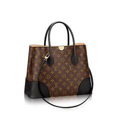 Flandrin Monogram Canvas - Handbags   LOUIS VUITTON