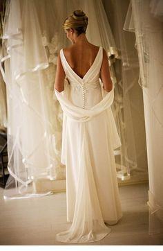 Robes de mariée : les bandes d'Olivier Portais