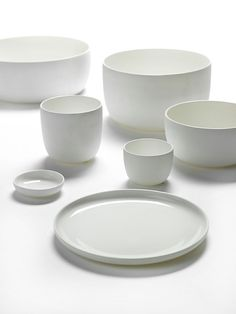 Piet Boon Styling by Karin Meyn | White tableware from Piet Boon for Serax. With the attention to details and commitment, they have created a lovely set. (scheduled via http://www.tailwindapp.com?utm_source=pinterest&utm_medium=twpin&utm_content=post154522409&utm_campaign=scheduler_attribution)