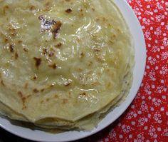 Diana's Cook Blog: « Crêpes » bulgares sans lait et sans œufs