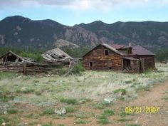 Tarryall - Colorado Ghost Town