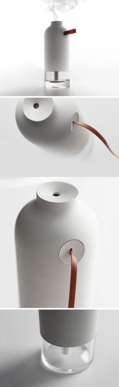 Bottle Humidifier by cloudandco I Yeongkyu Yoo for elevenplus