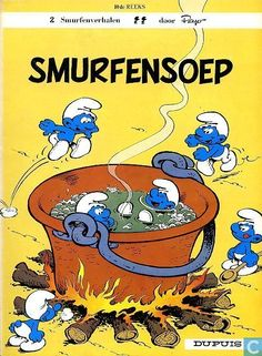 This is the official Smurfs site! Welcome to the village where the Smurfs live. Have a smurfy visit! Best Books To Read, Good Books, My Books, Johan Et Pirlouit, Comic Book Covers, Comic Books, World Book Day Costumes, My Childhood Memories, Learn French