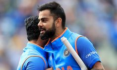 India set 265 against Bangladesh to reach Champions Trophy final