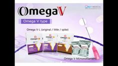 Thread lifting Omega V / COCO-drilo (Face lifting&wrinkle removal)