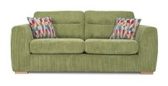 Fabric 3 Seater Sofa Boom | DFS