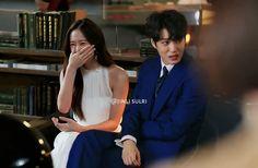 Tetangga (Kaistal x Surene) Kaisoo, Suho, Kpop Couples, Cute Couples, Exo Couple, Krystal Jung, Au Pair, Read News, Role Models