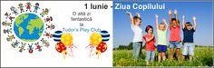 1 Iunie - Ziua Copilului - Redescoperă jocurile copilăriei de altădată
