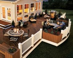 Bremman Construction Profile | Home And Garden Design Ideas. Backyard Deck  ...