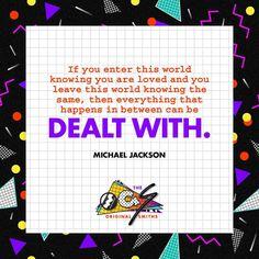 """The one & only #michaeljackson  #quotes #mj #freshprince #kingofpop #ogsmiths #vintage #oneofakind #fashion #toronto #torontoartists #torontofashion…"""
