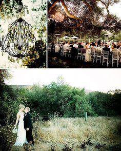 Barn Wedding Decorating Ideas | Rustic Wedding in Santa Ynez Valley | Green Wedding Shoes Wedding ...