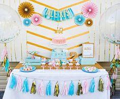 Glam Vintage Train Party with Such Cute Ideas via Kara's Party Ideas | KarasPartyIdeas.com #GirlyTrainParty #PartyIdeas #Supplies (25)