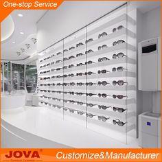 Source Optical frame display rods eyeglass kiosk design eyewear interior furniture for optical on m.alibaba.com