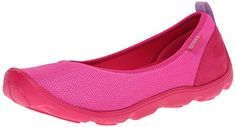 crocs Womens Duet Busy Day Mesh Flat W Flat Candy PinkCandy Pink 9 US9 M US * Read more reviews of the product by visiting the link on the image.
