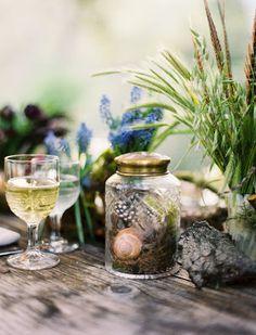 BRIDAL: Enchanted Forest - Snail Jar.