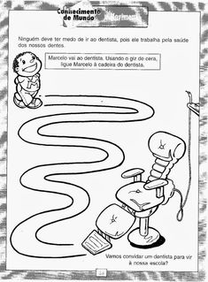 Educar X: Atividades sobre higiene para educação infantil