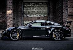 Porsche 911 GT3 RS (991): More