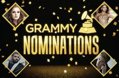 With the Grammy Awards just around the corner, we have the inside view of the most important Grammy Nominees and why they were nominated for these awards! Grammy Nominations, Trending Topics, Red Carpet Fashion, Glitch, Latest Fashion, Awards, Music, Movie Posters, Beauty