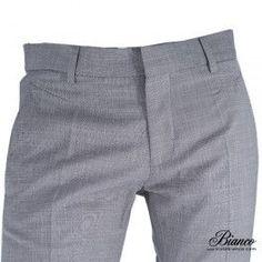 Chino vestir gris