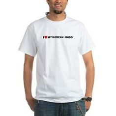 korean jindo love T-Shirt > Korean Jindo Dog / Jindo > Paw Prints