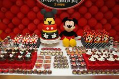 Hostess with the Mostess® - Mickey Mouse 2nd Birthday Party