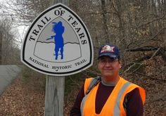 Comanche Man Retraces Steps on the Trail of Tears