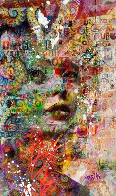 "Saatchi Art Artist yossi kotler; Painting, ""the behavior of the self"" #art"