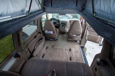 2004 Chevy Astro AWD Build: Lifted - CCV Poptop - Page 4 - Expedition Portal