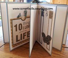 étoile 4 Mini Albums, Home Decor, Minis, Decoration Home, Room Decor, Mini Scrapbooks, Interior Decorating