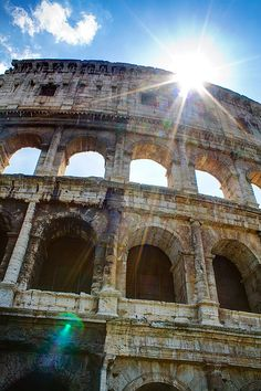 Rome, Italy. Can't wait! Only 2 months!
