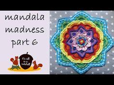 Mandala Madness Part 6 - YouTube