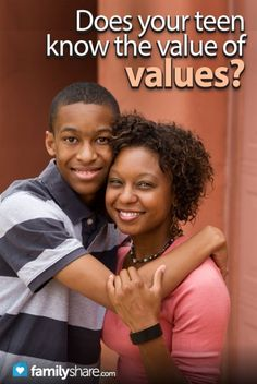 Values are the foundation of who we are and directly impacts who we will become. Thus, it is important that parents teach their teenagers how to under...