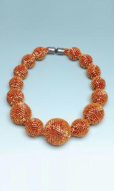 Bead Dreams Necklace 2013