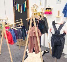Kids' clothing: Folk made {Japan} - Paul & Paula