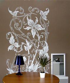 Wall Decals  Ornamental Vines