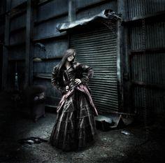 Urban Gothic by ~Notvitruvian on deviantART