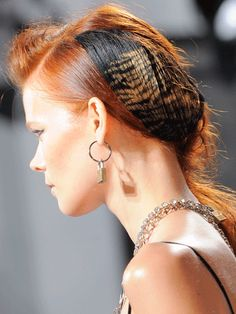 4 Weird Fashion Week Hairstyles That Just May Be the Future of Beauty