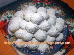Greek Sweets, Greek Desserts, Greek Easter, Greek Cooking, Christmas Cookies, Nutella, Blueberry, Recipies, Deserts