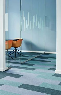 Figura planks shape at Alm. Brand Bank Copenhagen, Denmark.  What a remarkable result, don't you think?