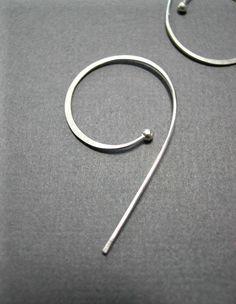 9 Earrings by maryandjane on Etsy