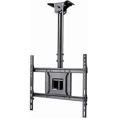 Americanas Suporte com Inclinação de Teto para TVs LCD/LED/Plasma/3D de 26 até 55 ELG Suportes Preto - R$210,56