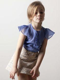 Felicia Much personal y artesanal, moda para niñas > Minimoda.es