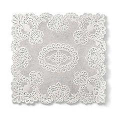 Papierspitze  | Gedeckter Tisch
