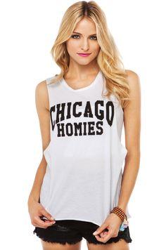 Chicago Homies Tee