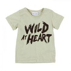 Mini Rodini Wild at Heart Tee